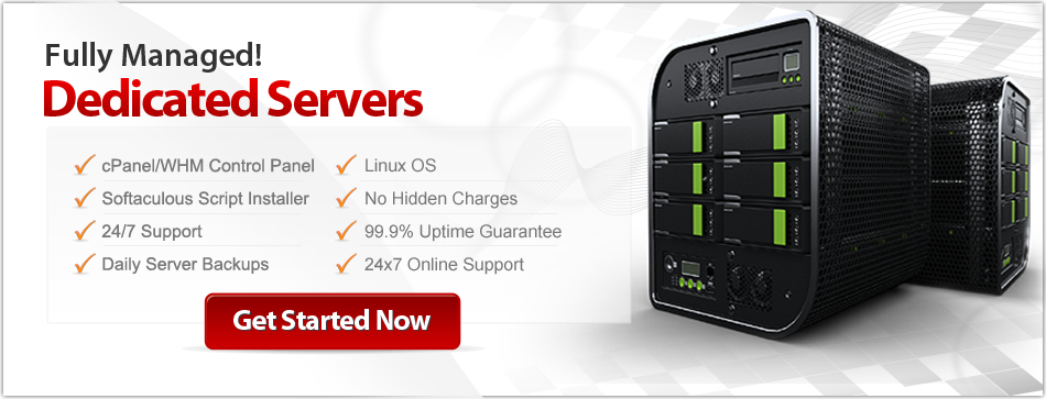 All of our Servers come fully managed so you can focus on your websites and your business